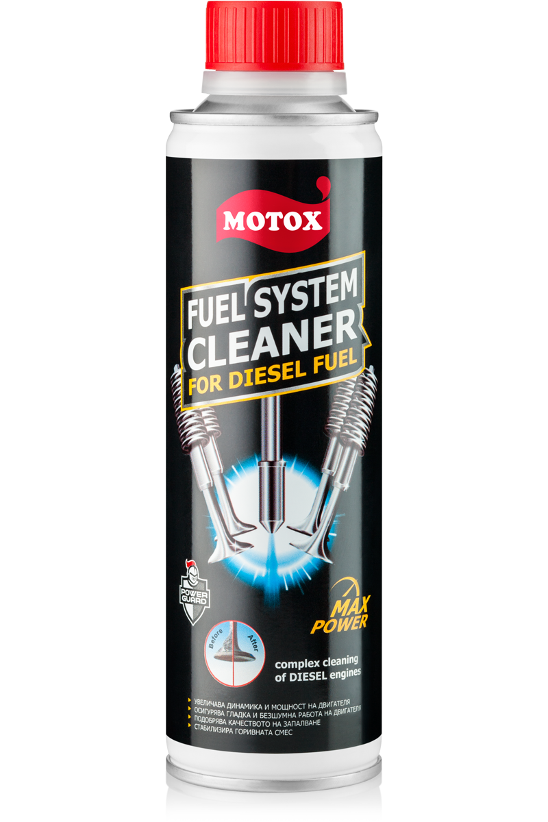 MOTOX FUEL SYSTEM CLEANER