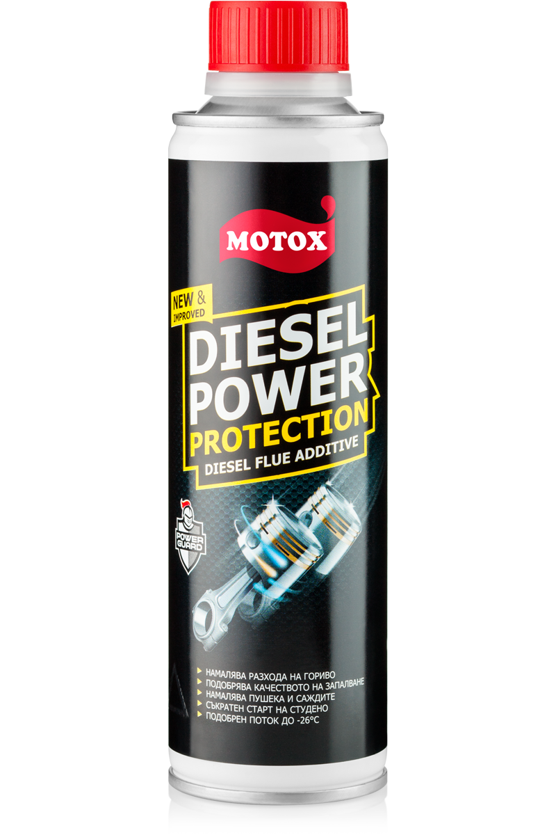 MOTOX DIESEL POWER PROTECTION