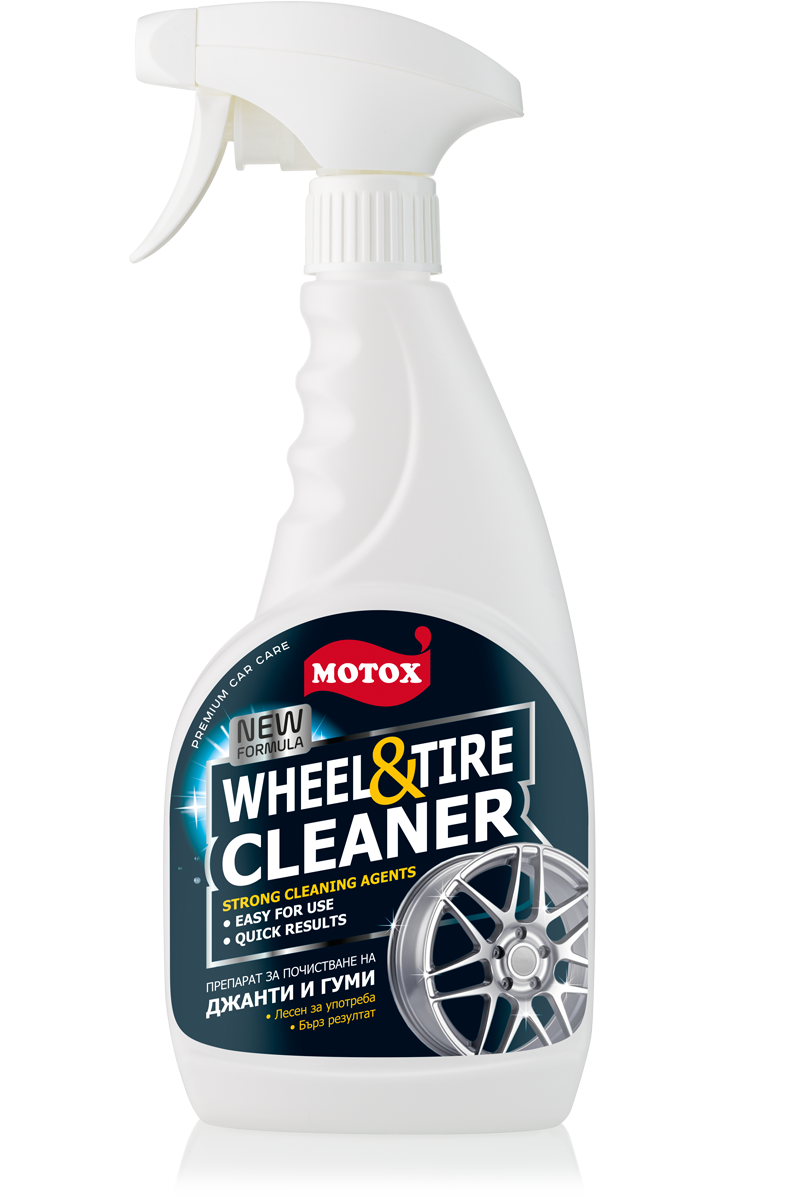 MOTOX WHEEL & TIRE CLEANER